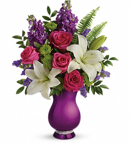 Teleflora's Sparkle And Shine Bouquet in Drexel Hill PA, Farrell's Florist