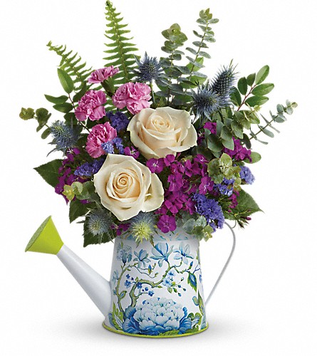 Teleflora's Splendid Garden Bouquet in Inver Grove Heights MN, Glassing Florist