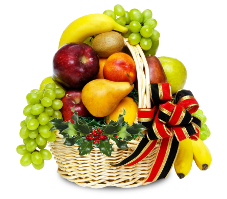 Holiday Fruit Baskets in usa-send-flowers NJ, Stanley's America's Florist & Gifts