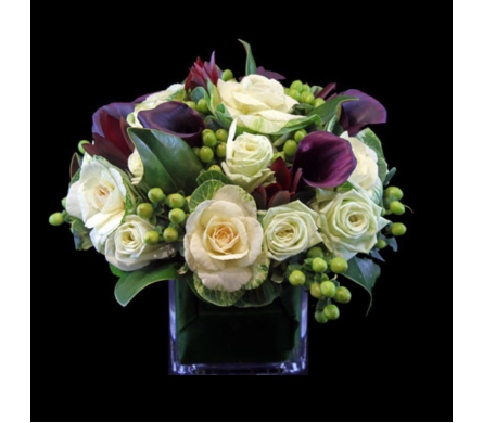 Burgandy Blush in Needham MA, Needham Florist
