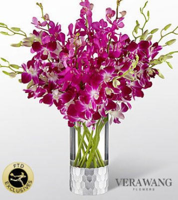 Orchid Bouquet in Camp Hill and Harrisburg PA, Pealers Flowers