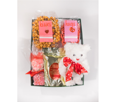 Sweets for your Sweetie Basket in Little Rock AR, Tipton & Hurst, Inc.