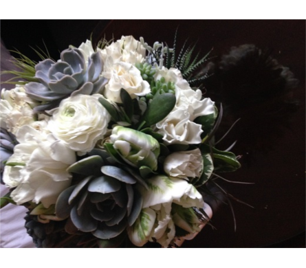 Bridal Bouquet in Barrie ON, Bradford Greenhouses Garden Gallery