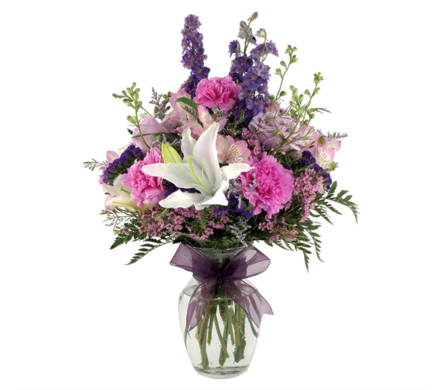 Lavender Sensation Bouquet in Southfield MI, Thrifty Florist