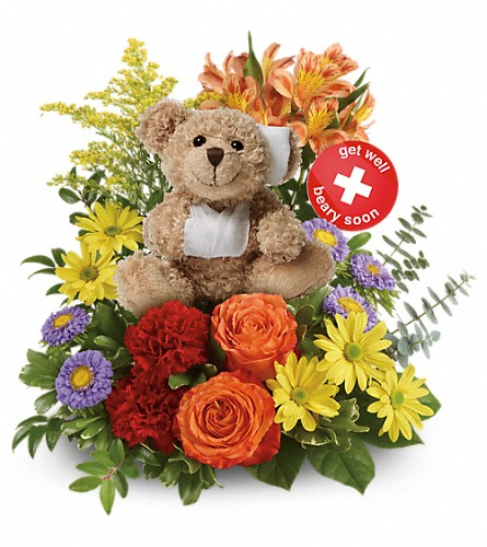 Get Better Bouquet by Teleflora in Bowmanville ON, Bev's Flowers