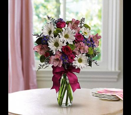 Pretty please teleflora in warsaw in maple avenue flowers view larger pretty please mightylinksfo