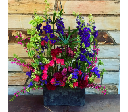 Country Florist - A Trusted Arlington Florist. For the perfect flower arrangement, look no further than Country Florist in Arlington, TX. Our expert florists beautifully arrange flowers and gift baskets for any occasion – all while providing you with the best customer service.