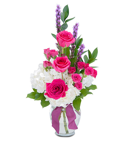 Popular Pink in Kingwood TX, Flowers of Kingwood, Inc.