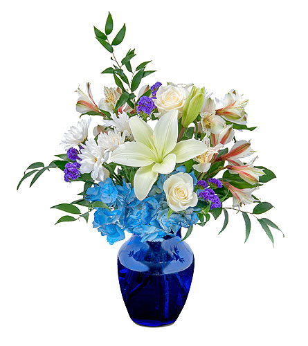 Blue Island in Wake Forest NC, Wake Forest Florist