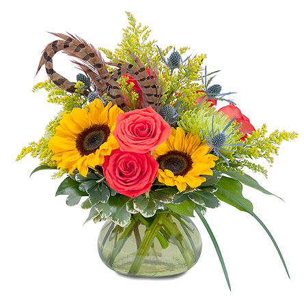 Sunrise Harvest Bounty in Florence AL, Kaleidoscope Florist & Designs