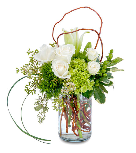Styled in Romeo MI, The Village Florist Of Romeo