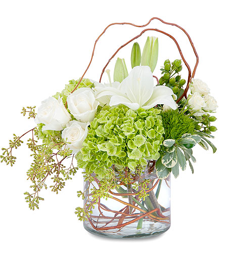 Chic and Styled in Keller TX, Keller Florist