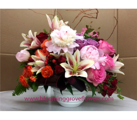 GFG1727 in Buffalo Grove IL, Blooming Grove Flowers & Gifts