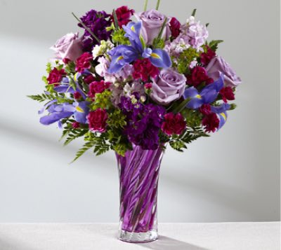 The Spring Garden® Bouquet in Sapulpa OK, Neal & Jean's Flowers & Gifts, Inc.
