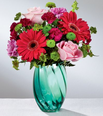The Spring Skies™ Bouquet in Sapulpa OK, Neal & Jean's Flowers & Gifts, Inc.