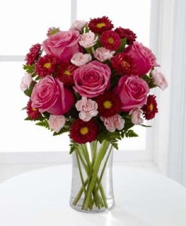 The Precious Heart™ Bouquet in Sapulpa OK, Neal & Jean's Flowers, Inc.