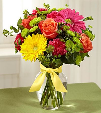The Bright Days Ahead Bouquet in Sapulpa OK, Neal & Jean's Flowers & Gifts, Inc.