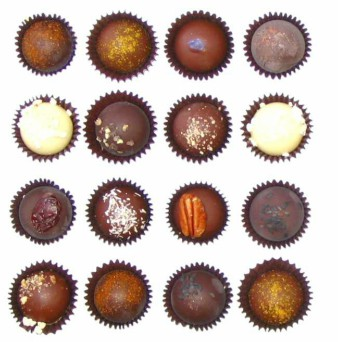 Truffles by Nancy's Candy Co. in Perrysburg & Toledo OH  OH, Ken's Flower Shops