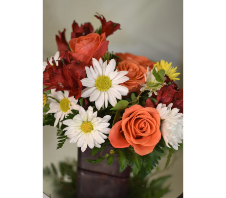 Rusty Nail in Nashville TN, Emma's Flowers & Gifts, Inc.