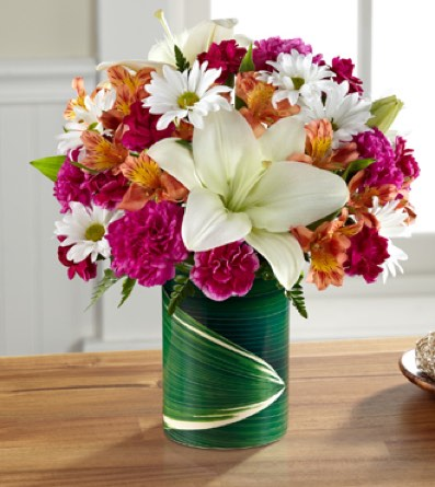 The Meadow™ Bouquet in Sapulpa OK, Neal & Jean's Flowers & Gifts, Inc.