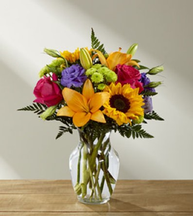 The Best Day™ Bouquet in Sapulpa OK, Neal & Jean's Flowers & Gifts, Inc.