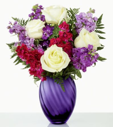The Spirited ™ Bouquet by Vera Wang in Sapulpa OK, Neal & Jean's Flowers & Gifts, Inc.