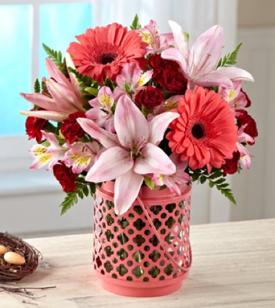 The Garden Park™ Bouquet by BHG in Sapulpa OK, Neal & Jean's Flowers & Gifts, Inc.