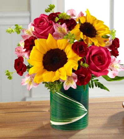 The Fresh Outlooks™ Bouquet in Sapulpa OK, Neal & Jean's Flowers & Gifts, Inc.
