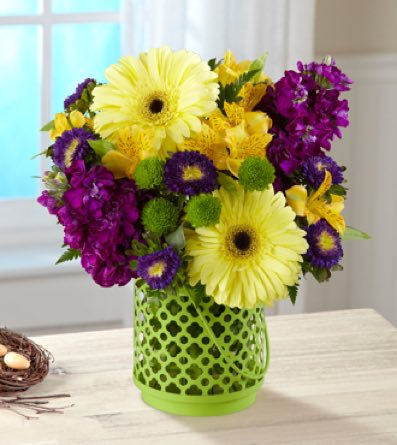 The Community Garden™ Bouquet by BHG in Sapulpa OK, Neal & Jean's Flowers & Gifts, Inc.