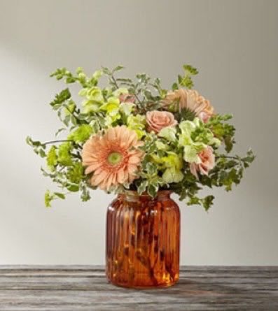 The  Peachy Keen™ Bouquet by BMG® in Sapulpa OK, Neal & Jean's Flowers & Gifts, Inc.
