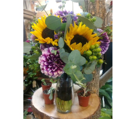Wedding Flowers in Loudonville OH, Four Seasons Flowers & Gifts