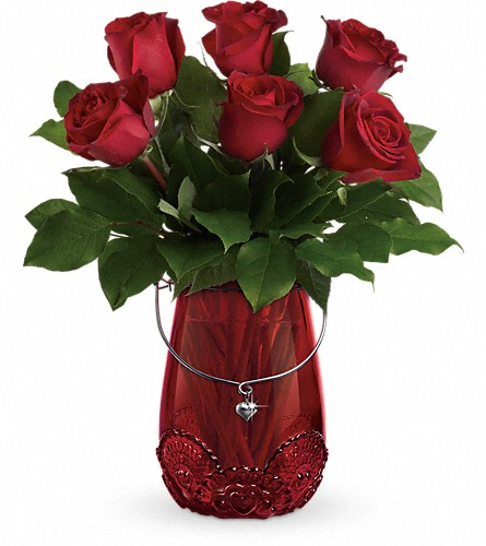 Teleflora's You Are Cherished Bouquet in Big Rapids MI, Patterson's Flowers, Inc.