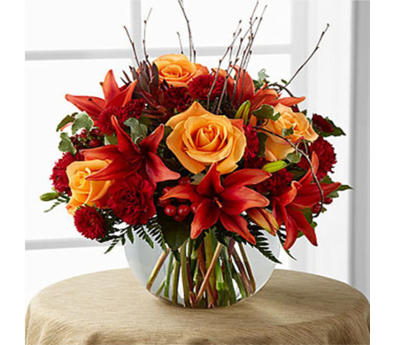 Autumn Beauty in Indianapolis IN, George Thomas Florist