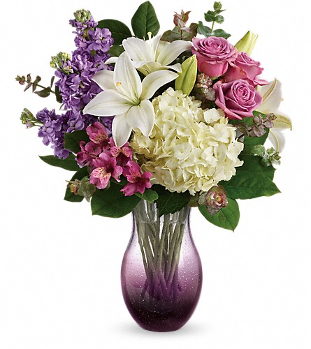 Teleflora's True Treasure Bouquet in Syracuse NY, St Agnes Floral Shop, Inc.