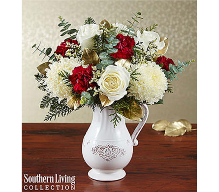 Winter's Charm by Southern Living dans Watertown CT, Agnew Florist