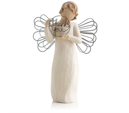 Willow Tree Figurine -Just for You in Timmins ON, Timmins Flower Shop Inc.