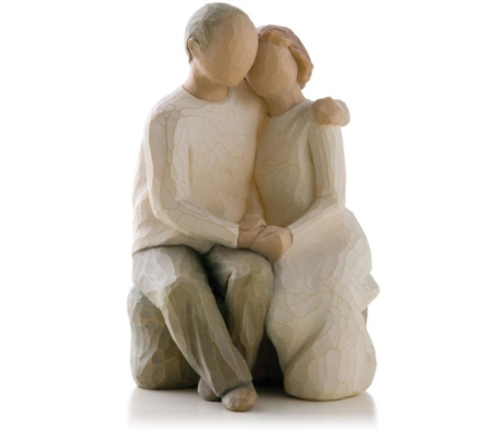 Willow Tree Figurine - Anniversary in Timmins ON, Timmins Flower Shop Inc.