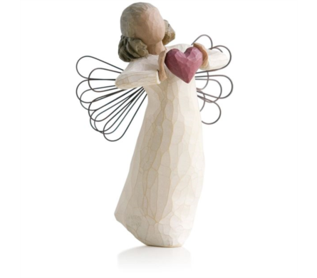 Willow Tree Figurine - With Love in Timmins ON, Timmins Flower Shop Inc.