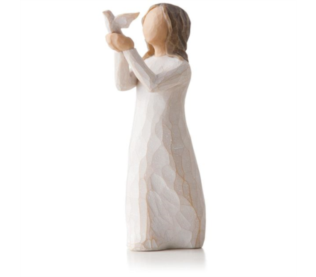 Willow Tree Figurine - Soar in Timmins ON, Timmins Flower Shop Inc.