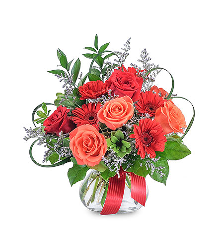 Scarlet Flame in Kokomo IN, Bowden Flowers & Gifts