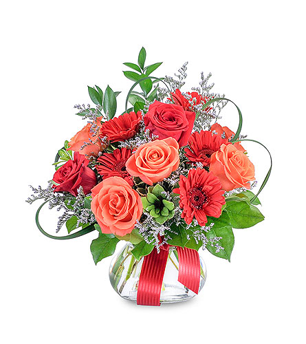 Scarlet Fire in Plainfield CT, Forever Flowers and Gifts