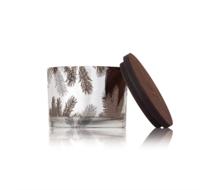 Frasier Fir by Thymes Statement 3-Wick candle in Little Rock AR, Tipton & Hurst, Inc.