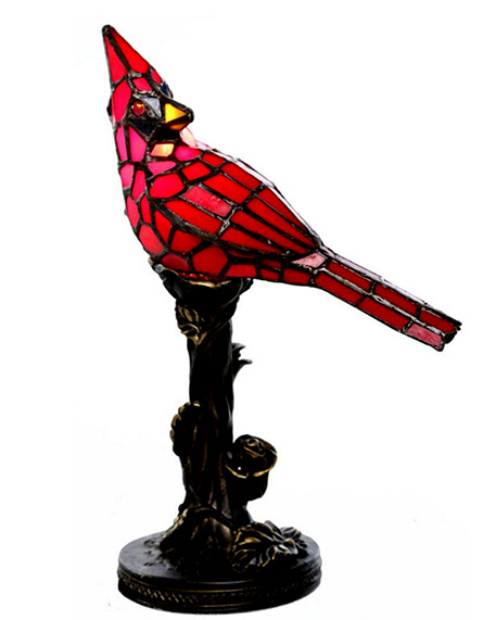 Memory Lamp - The Cardinal in Fort Worth TX, Greenwood Florist & Gifts