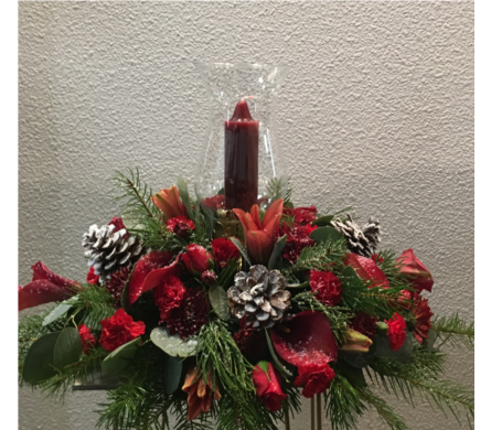A Country Christmas in Arcata CA, Country Living Florist & Fine Gifts