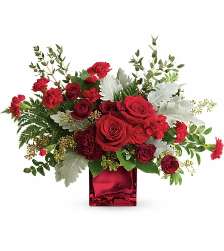 Rich In Love Bouquet by Teleflora in Swift Current SK, Smart Flowers