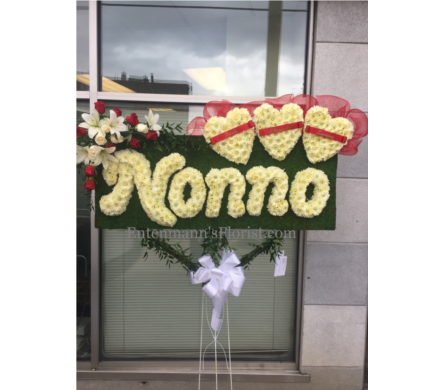 Nonno in Jersey City NJ, Entenmann's Florist