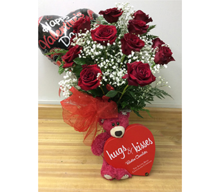 SweetHeart Package in Lafayette CO, Lafayette Florist, Gift shop & Garden Center