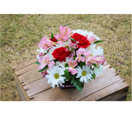 Sweetheart Bouquet in Winchester VA, Flowers By Snellings
