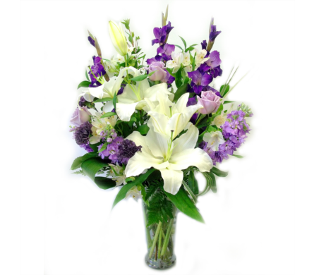 Everybody Love's Purple! in Bend OR, All Occasion Flowers & Gifts