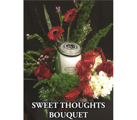 Sweet Thooughts in Waynesburg PA, The Perfect Arrangement Inc